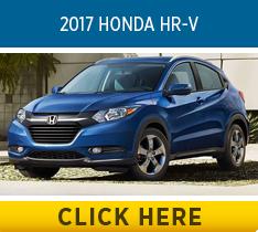 Click to compare the 2017 Subaru Crosstrek & 2017 Honda HR-V models in San Diego, CA