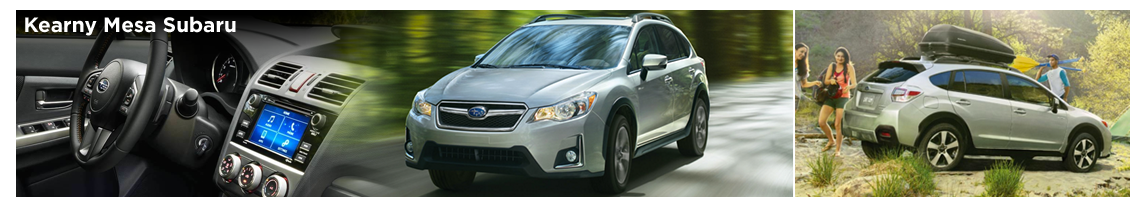 2016 Subaru Crosstrek Hybrid Model Information in San Diego, CA