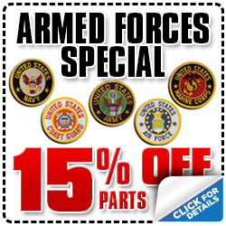 Military Subaru Parts Discount Coupon serving San Diego, CA