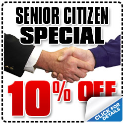 Senior Citizen Discount Subaru Parts & Accessories Special Coupon Kearny Mesa, San Diego, California