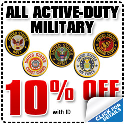 San Diego Subaru Military Service Special Coupon serving Kearny Mesa, California