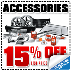 15% off all in-stock Genuine Subaru Accessories at Kearny Mesa Subaru in San Diego, CA - Click for more details!