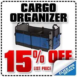 Genuine Subaru Cargo Organizer Parts Special at Kearny Mesa Subaru in San Diego, CA - Click for more details!