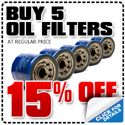 San Diego Subaru Genuine Oil Filter Parts Discount Special serving Kearny Mesa, California