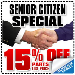 Subaru Senior Citizen Discount serving El Cajon & San Diego, CA - Click for more details!