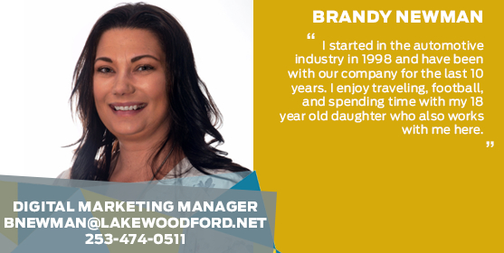 Brandy Newman - Digital Marketing Manager