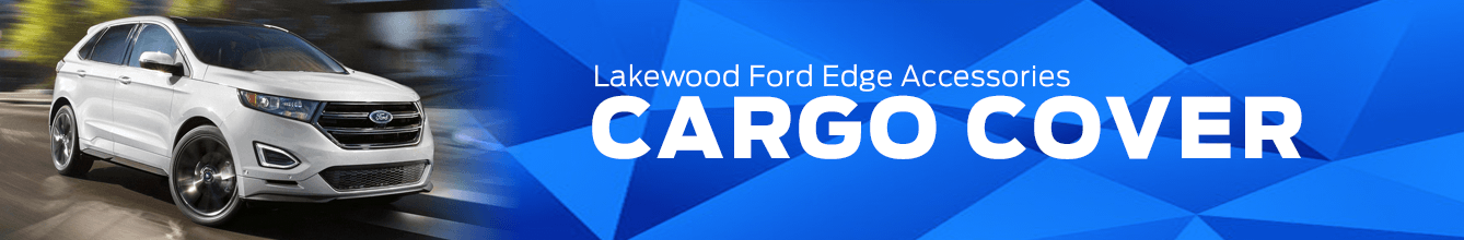 Edge Cargo Cover Accessory Information at Lakewood Ford
