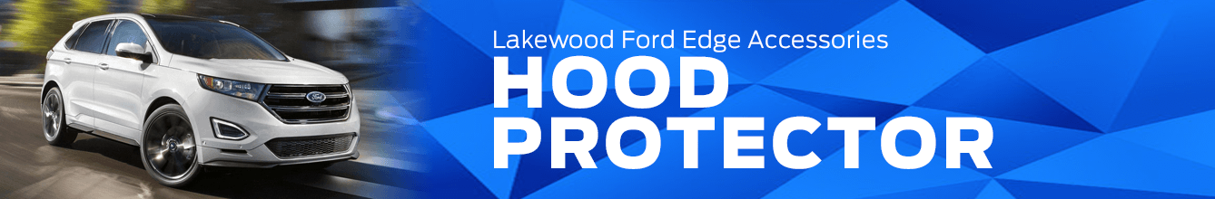 Edge Hood Protector Accessory Information at Lakewood Ford