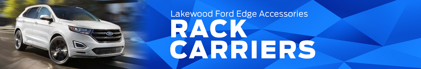 Edge Rack Carriers Accessory Information at Lakewood Ford