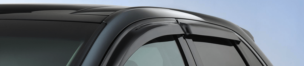 Order a Edge Side Window Deflectors Online at Lakewood Ford
