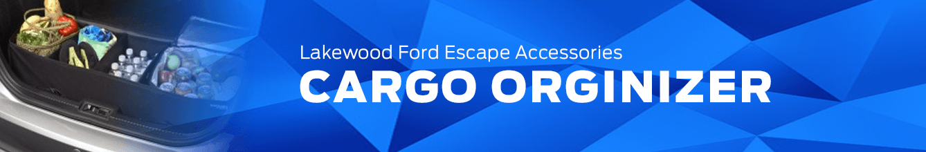 Escape Cargo Organizer Accessory Information at Lakewood Ford