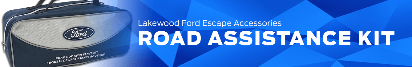 Escape Emergency Roadside Assistance Kit Accessory Information at Lakewood Ford