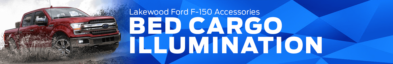 F-150 Bed Cargo Illumination Kit Information at Lakewood Ford