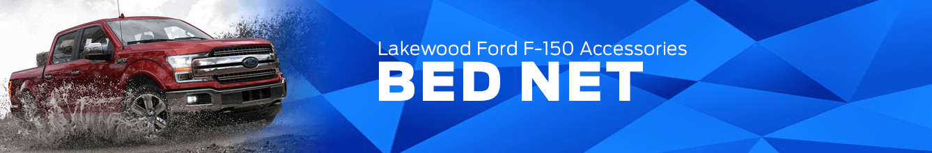 F-150 Bed Net Accessory Information at Lakewood Ford