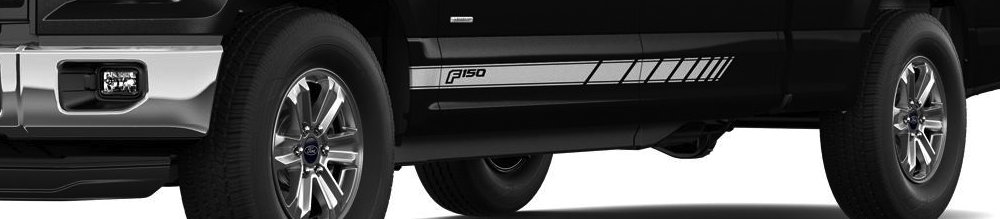 Order a F-150 Custom Stripe Kit Online at Lakewood Ford