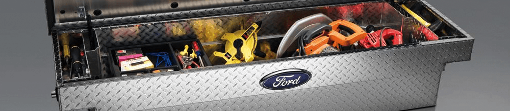 Order a F-150 Commercial-Grade Tool/Cargo Box Online at Lakewood Ford
