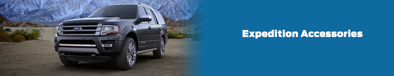 Order Ford Expedition Accessories Online at Lakewood Ford