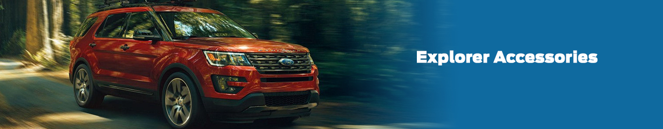 Shop Genuine Ford Explorer Accessories in Lakewood, WA