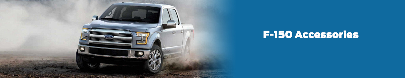 Shop Genuine Ford F-150 Accessories in Lakewood, WA