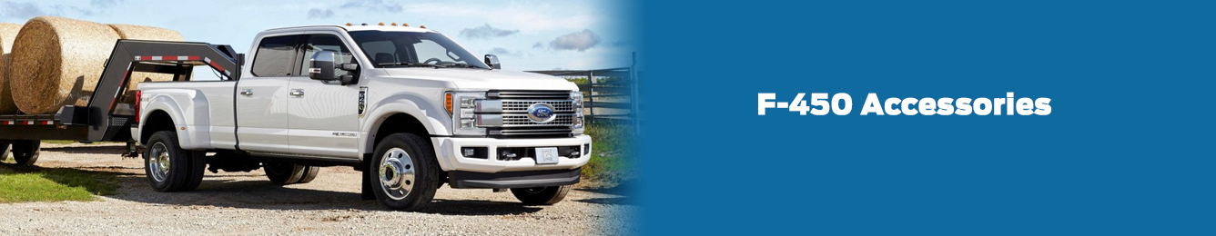 Shop Genuine Ford F-450 Accessories in Lakewood, WA