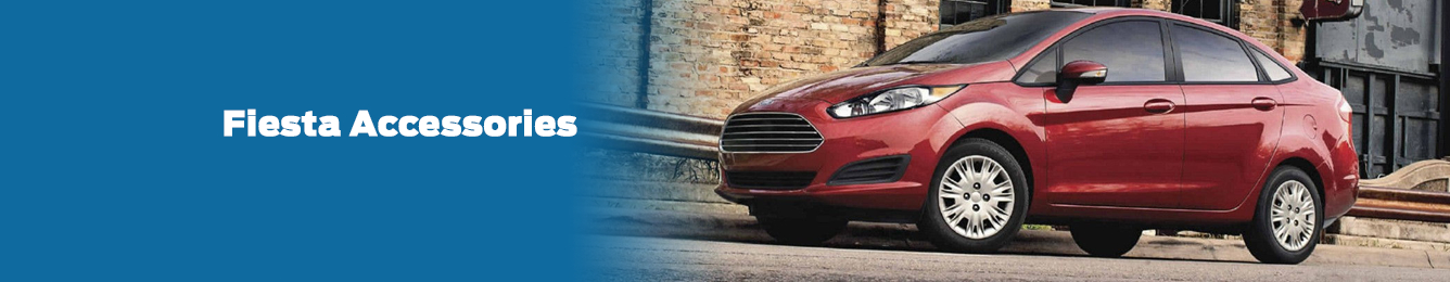 Shop Genuine Ford Fiesta Accessories in Lakewood, WA