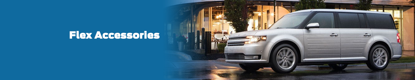 Shop Genuine Ford Flex Accessories in Lakewood, WA