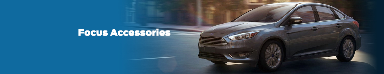 Shop Genuine Ford Focus Accessories in Lakewood, WA