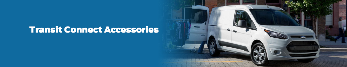 Order Ford Transit Connect Accessories Online at Lakewood Ford