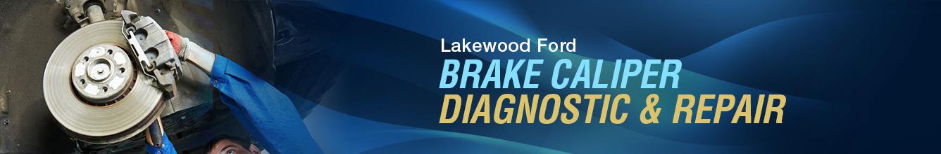 Ford Brake Caliper Diagnostic and Repair Service Information in Lakewood, WA