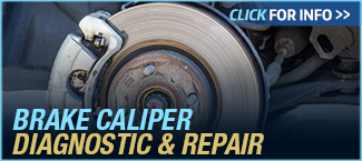 Click to View Information about Ford Brake Caliper Diagnostic and Repair Service