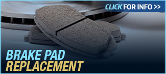 Click to View Information about Ford Brake Pad Replacement Service