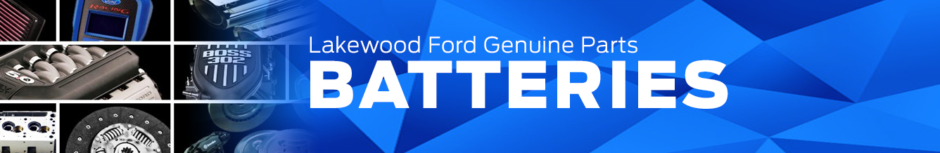 Genuine Ford Motorcraft Batteries Parts Information in Lakewood, WA