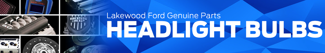 Genuine Ford Headlight Bulb Parts Information in Lakewood, WA