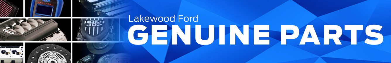 Genuine Ford Parts Information in Lakewood, WA