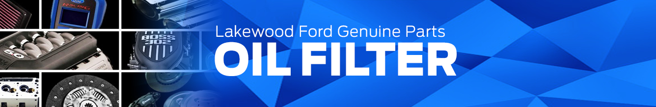 Genuine Ford Oil Filter Parts Information in Lakewood, WA
