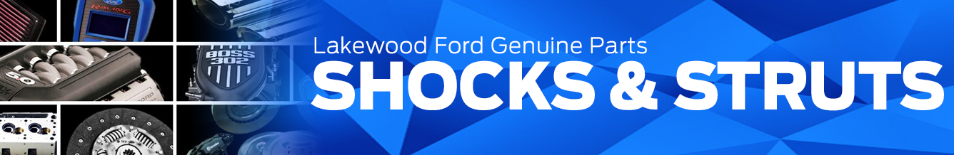Genuine Ford Shocks and Struts Parts Information in Lakewood, WA