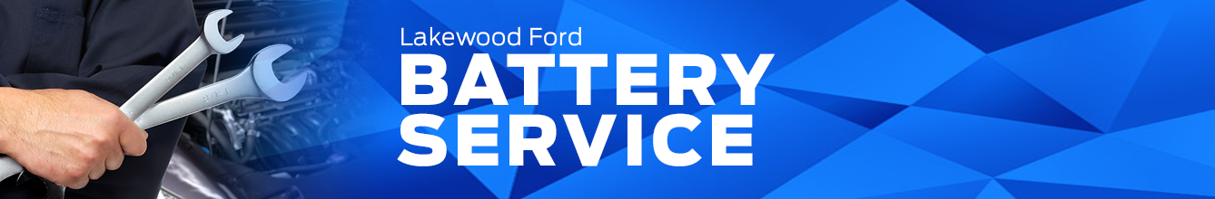 Genuine Ford Battery Service Information in Lakewood, WA