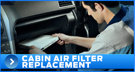 Click to View Information about Ford Cabin Air Filter Replacement Service
