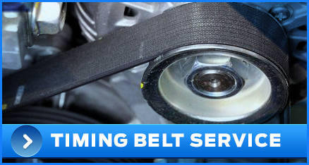 Click to view our timing belt service at Lakewood Ford