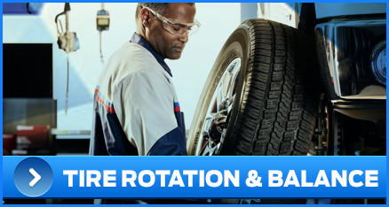 Click to View Information about Ford Tire Rotation Service