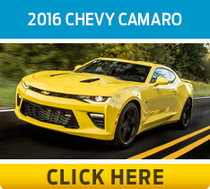 Click to compare the 2016 Ford Mustang & Chevrolet Camaro models in Lakewood, WA