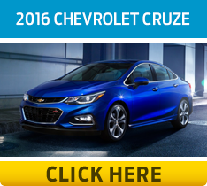 Click to compare the new 2016 Ford Focus & Chevy Cruze Models in Lakewood, WA