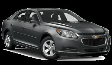 2016 Chevrolet Malibu Model