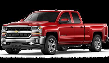 2016 Chevrolet Silverado Model