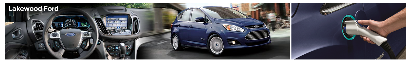 2016 Ford C-Max Energi Model Features & Details