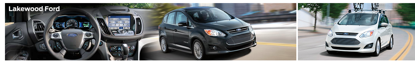 2016 Ford C-Max Hybrid Model Features & Details