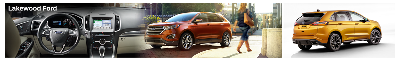 New 2016 Ford Edge Model Information provided by Lakewood Ford serving Tacoma, WA
