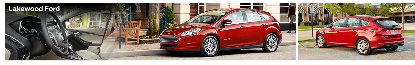 2016 Ford Focus Electric Model Features & Details