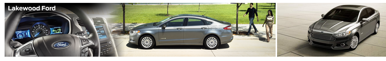 2016 Ford Fusion Hybrid Model Features & Details