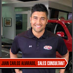 Juan Carlos Alvarado - Fluent Spanish Sales Professional at Marino CJD in Chicago, IL